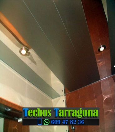 Montajes de techos de aluminio en Freginals Tarragona