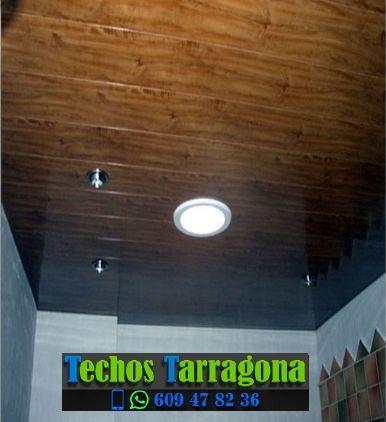Montajes de techos de aluminio en Gandesa Tarragona