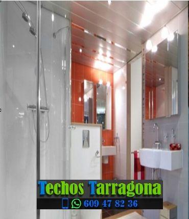 Montajes de techos de aluminio en Garcia Tarragona
