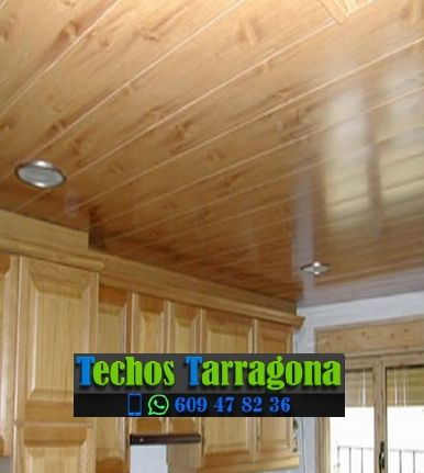 Montajes de techos de aluminio en Gratallops Tarragona