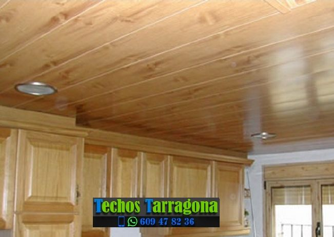 Montajes de techos de aluminio en Horta de Sant Joan Tarragona