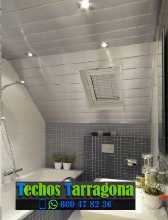 Montajes de techos de aluminio en La Nou de Gaià Tarragona