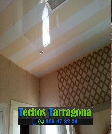 Montajes de techos de aluminio en La Pobla de Massaluca Tarragona