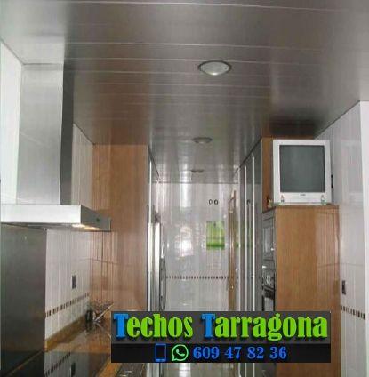 Montajes de techos de aluminio en La Riera de Gaià Tarragona