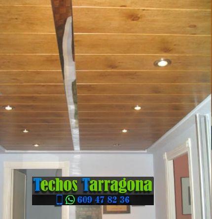 Montajes de techos de aluminio en La Torre de Fontaubella Tarragona