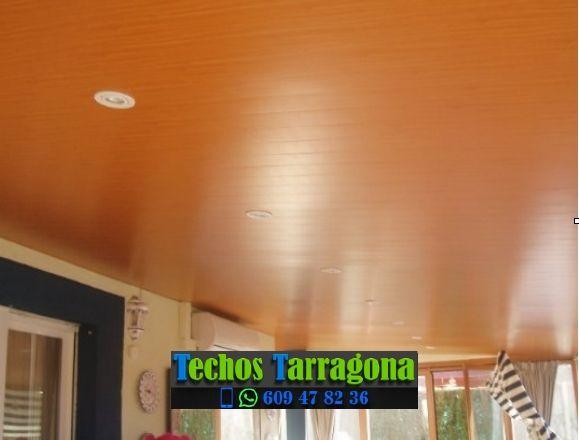 Montajes de techos de aluminio en La Vilella Alta Tarragona
