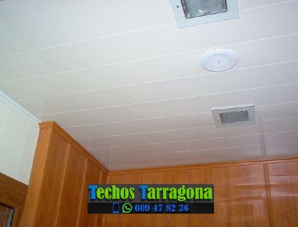 Montajes de techos de aluminio en Marçà Tarragona