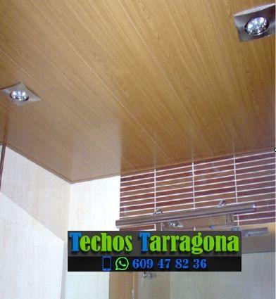 Montajes de techos de aluminio en Margalef Tarragona