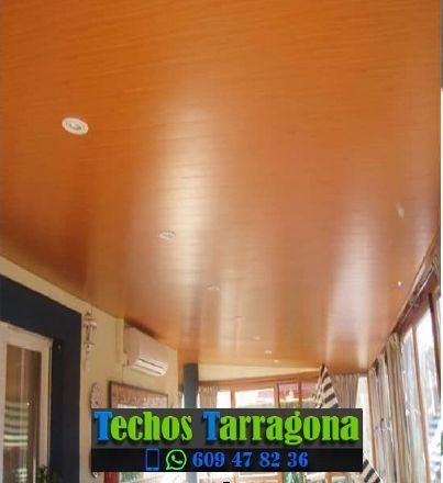 Montajes de techos de aluminio en Masllorenç Tarragona