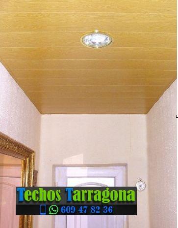 Montajes de techos de aluminio en Montblanc Tarragona