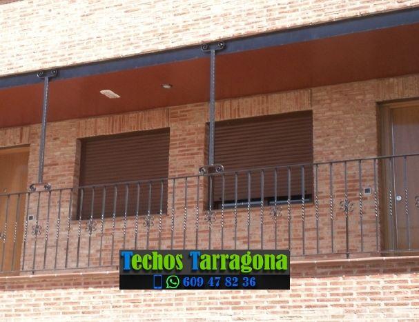 Montajes de techos de aluminio en Passanant i Belltall Tarragona