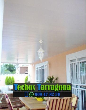 Montajes de techos de aluminio en Paüls Tarragona
