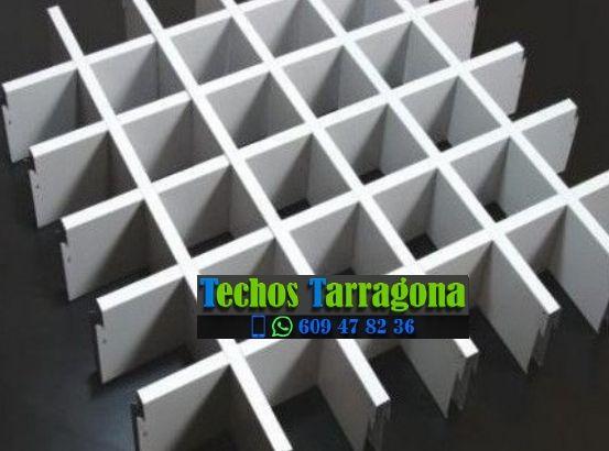 Montajes de techos de aluminio en Perafort Tarragona