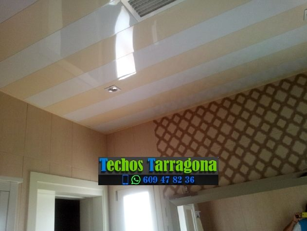 Montajes de techos de aluminio en Pira Tarragona