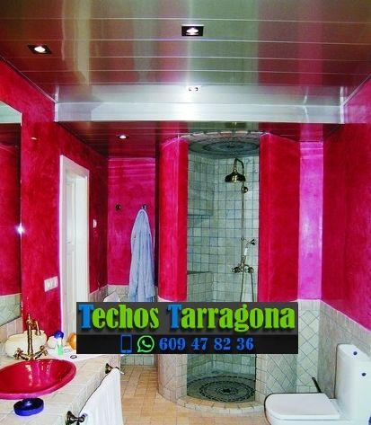 Montajes de techos de aluminio en Pradell de la Teixeta Tarragona