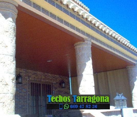 Montajes de techos de aluminio en Puigpelat Tarragona