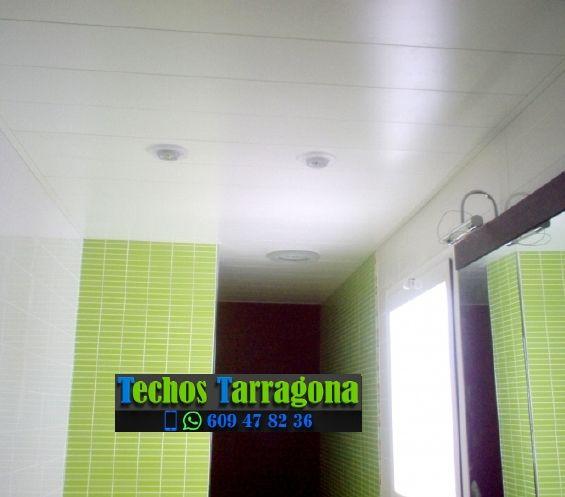 Montajes de techos de aluminio en Rasquera Tarragona