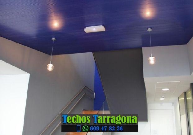 Montajes de techos de aluminio en Riudoms Tarragona