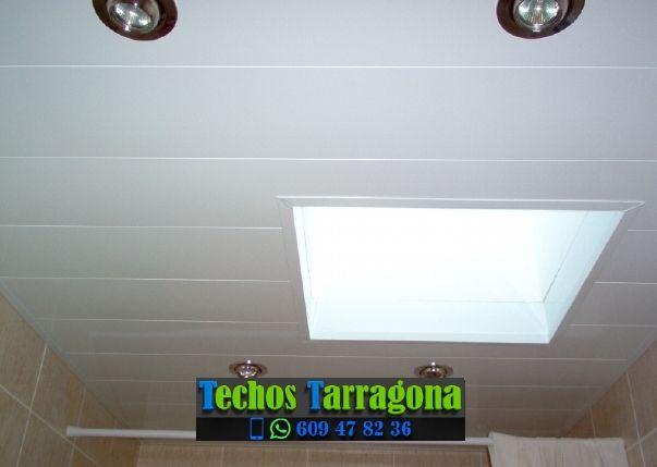 Montajes de techos de aluminio en Rocafort de Queralt Tarragona