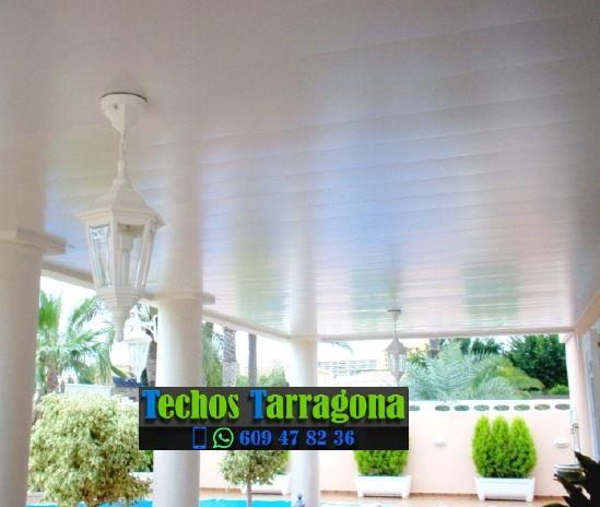 Montajes de techos de aluminio en Roda de Barà Tarragona