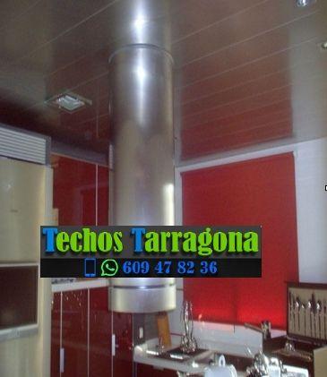 Montajes de techos de aluminio en Salomó Tarragona