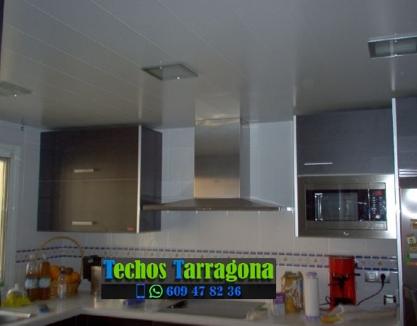 Montajes de techos de aluminio en Sant Jaume dels Domenys Tarragona