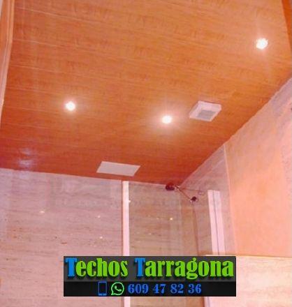 Montajes de techos de aluminio en Santa Bàrbara Tarragona