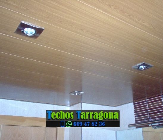 Montajes de techos de aluminio en Senan Tarragona