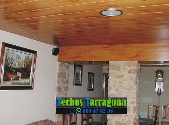 Montajes de techos de aluminio en Solivella Tarragona