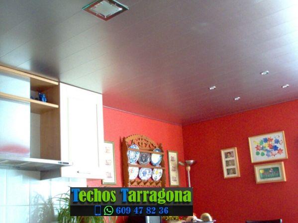 Montajes de techos de aluminio en Vallclara Tarragona