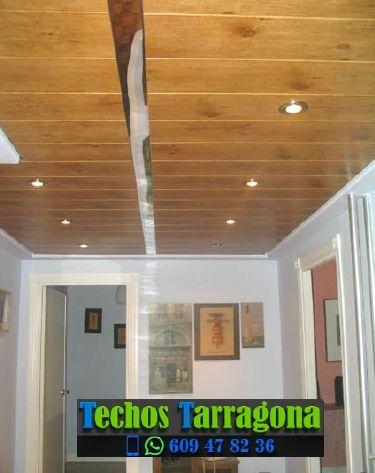 Montajes de techos de aluminio en Vallmoll Tarragona