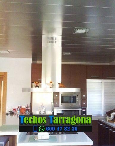 Montajes de techos de aluminio en Vespella de Gaià Tarragona