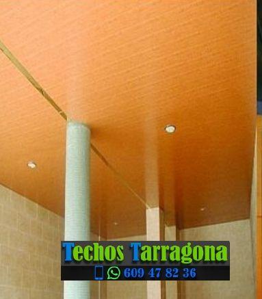Montajes de techos de aluminio en Vilabella Tarragona