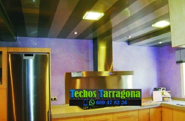 Montajes de techos de aluminio en Vilallonga del Camp Tarragona