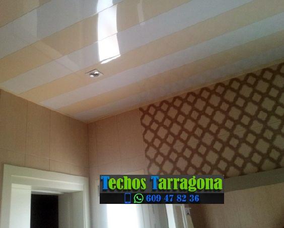 Montajes de techos de aluminio en Vilanova de Prades Tarragona