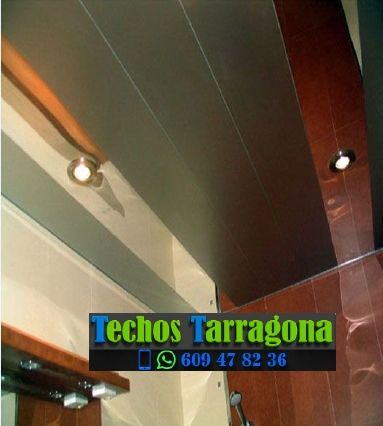Montajes de techos de aluminio en Vilaverd Tarragona