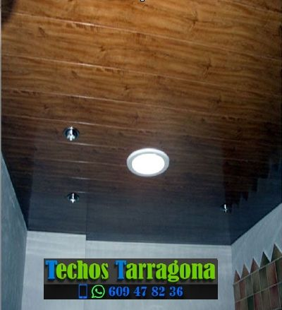Montajes de techos de aluminio en Vimbodí Tarragona
