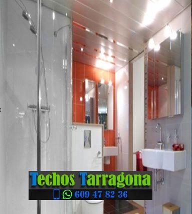 Montajes de techos de aluminio en Vinebre Tarragona