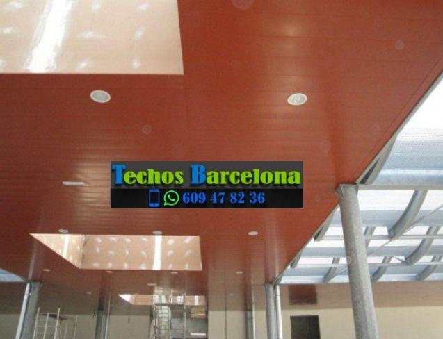 Precios anticrisis Ofertas Techos Aluminio Barcelona