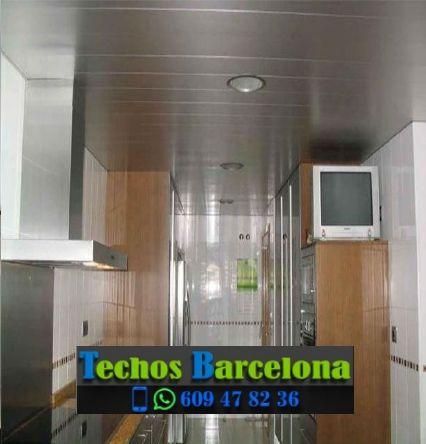 Precios económicos Ofertas Techos Aluminio Barcelona