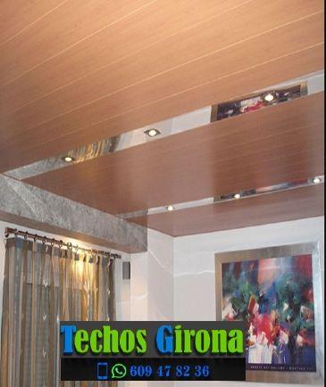 Presupuestos de techos de aluminio en Albons Girona