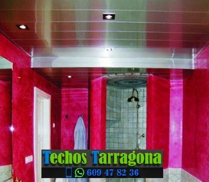 Presupuestos de techos de aluminio en Alfara de Carles Tarragona
