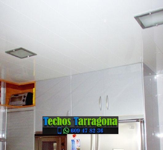 Presupuestos de techos de aluminio en Alforja Tarragona
