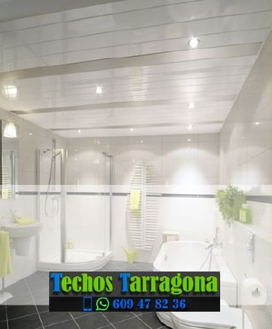 Presupuestos de techos de aluminio en Alió Tarragona