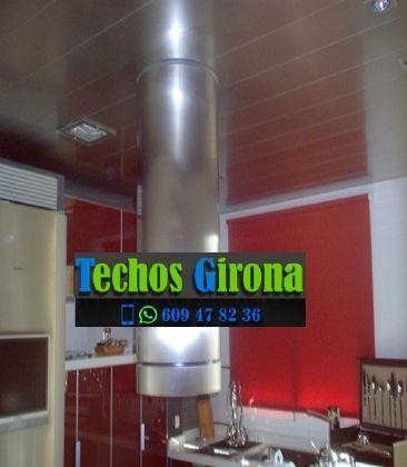 Presupuestos de techos de aluminio en Amer Girona