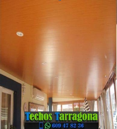 Presupuestos de techos de aluminio en Amposta Tarragona