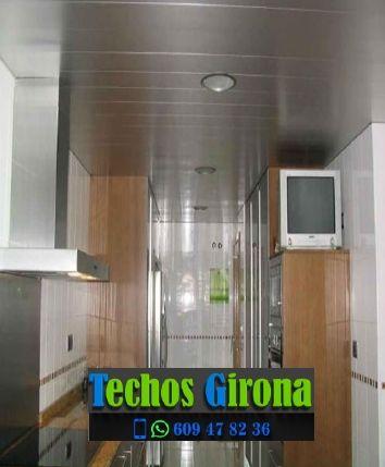 Presupuestos de techos de aluminio en Argelaguer Girona