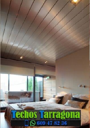 Presupuestos de techos de aluminio en Arnes Tarragona