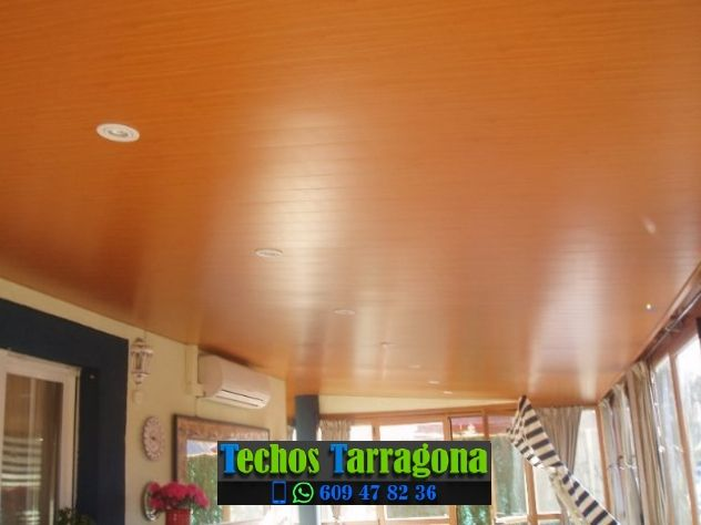 Presupuestos de techos de aluminio en Ascó Tarragona