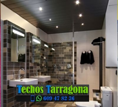Presupuestos de techos de aluminio en Banyeres del Penedès Tarragona